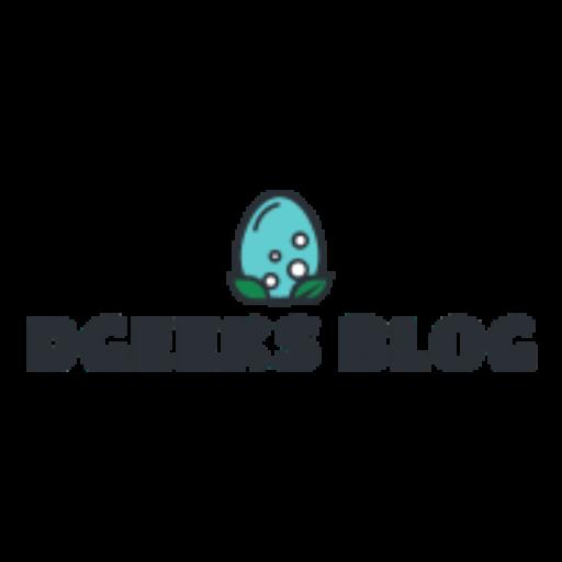 DGeeks Blog